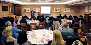 pensions event picture chancellor financial bolton